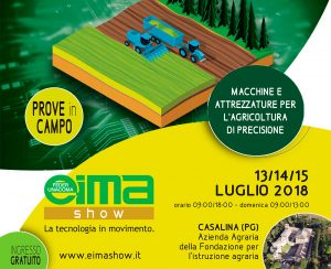 EIMA Show Umbria 2018: We'll be there