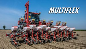 Multiflex precision pneumatic planter